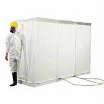 "D-Con 3 - 77"" Disposable Decontamination Shower & Airlock Enclosure"