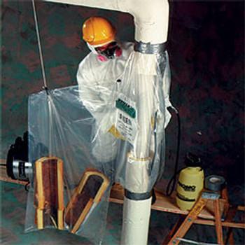 Grayling Avail V10 Quick-Twist Vertical Glove Bags 20/cs - 0131016