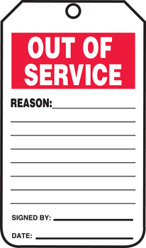 Out Of Service Reason:. ___  - SHTRS243FTM