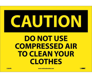 Caution Do Not Use Compressed Air To Clean Your. . . 10X14 Ps Vinyl