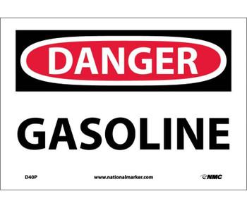 Danger Gasoline 7X10 Ps Vinyl