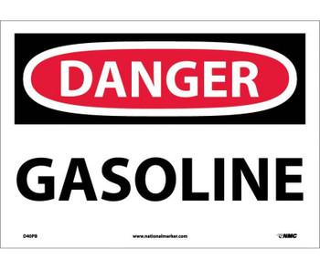Danger Gasoline 10X14 Ps Vinyl