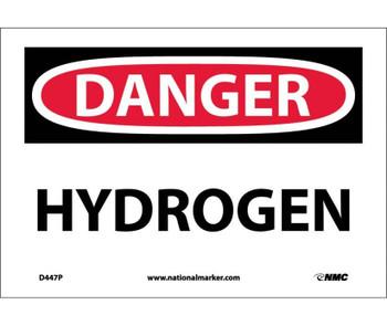Danger Hydrogen 7X10 Ps Vinyl