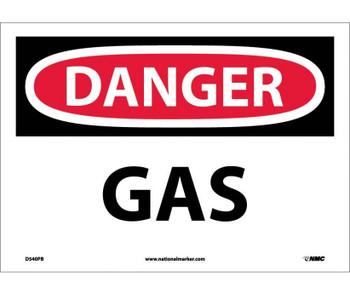Danger Gas 10X14 Ps Vinyl