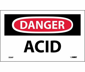 Danger Acid 3X5 Ps Vinyl 5/Pk