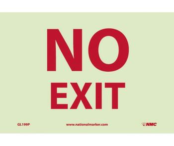 Misc No Exit 7X10 Ps Vinylglow