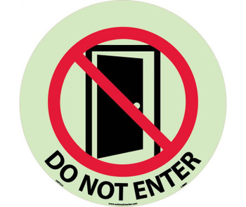 Floor Sign Walk On Do Not Enter 17 Diaglow