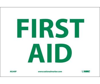 First Aid 7X10 Ps Vinyl