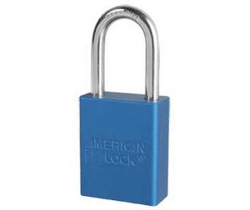 Blue 1.5 Anodized  Alum Lock