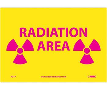 Radiation Area 7X10 Ps Vinyl