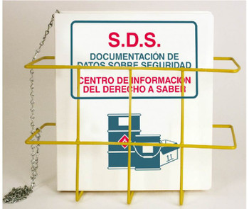 Spanish Rtk Center Economy Rack And Binder Chain (No Backboard)