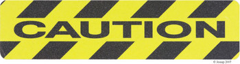 Grit Cleats Anti Slip Cleat Caution Blk/Yellow 6X24