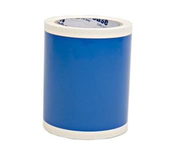 4 1/3 In. X 49 Ft. Premium Vinyl Blue