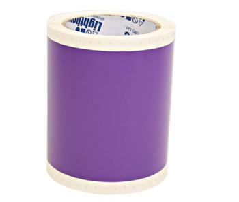 4 1/3 In. X 49 Ft. Premium Vinyl Purple