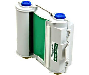 4 2/3 In. X 164 Ft. Outdoor Durable Resin Ribbon Green Refillable Cartridge