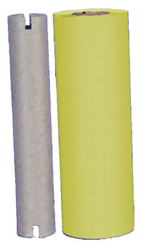 4 2/3 In. X 164 Ft. Outdoor Durable Resin Ribbon Yellow Refill