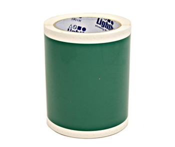 4 1/3 In. X 49 Ft. Gloss Polyester Green