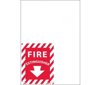 Fire Extinguisher 5X4 Ps Vinyl