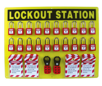 Lockout Center Equipped