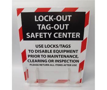 Lockout Station Center Only