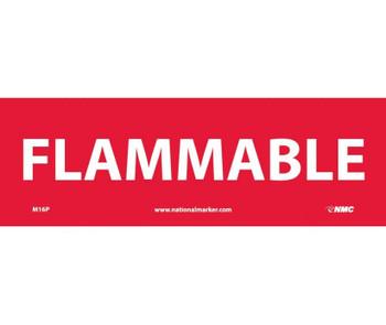 Flammable 4X12 Ps Vinyl