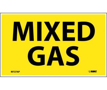 Mixed Gas 3X5 Ps Vinyl 5/Pk