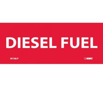 Diesel Fuel Laminated 2X5 Ps Vinyl