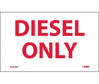 Diesel Only 3X5 Ps Vinyl 5/Pk