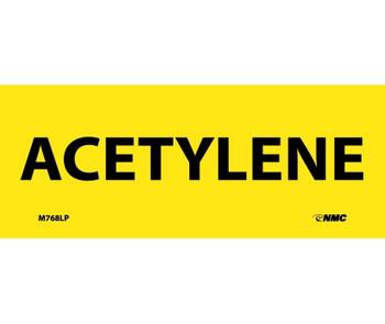 Acetylene 2X5 Ps Vinyl Laminated