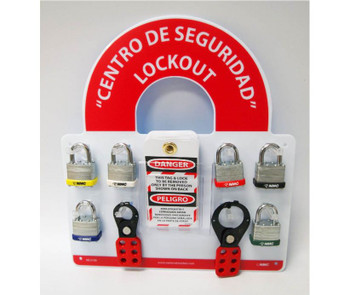 Lockout Center Bilingual Equipped