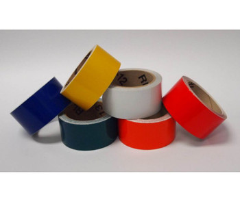 """Tape Reflective Red 2""""X10 Yd"""
