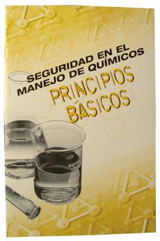 Handbook Chemical Handling Safety Basic Principles Spanish 10/Pk