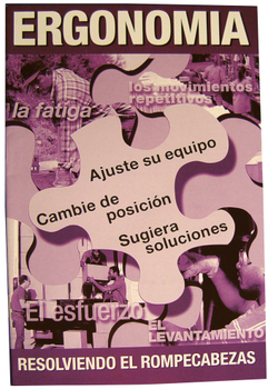 Handbook Ergonomics Solving The Puzzle Spanish 10/Pk
