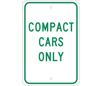 Compact Cars Only 18X12 .080 Egp Ref Alum