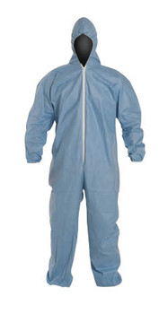 DuPont ProShield® 6 SFR Blue Coverall - TM127S BU