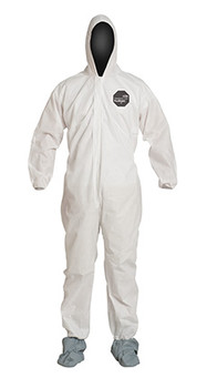 DuPont ProShield® 10 White Coverall - PB122S WH