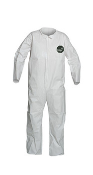 DuPont ProShield® 50 White Coverall - NB120S WH