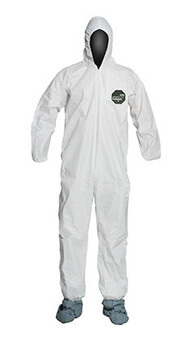 DuPont ProShield® 50 White Coverall - NB122S WH