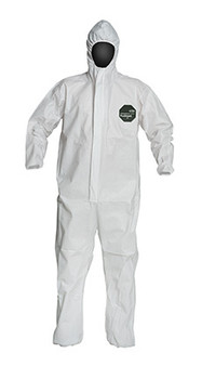 DuPont ProShield® 50 White Coverall - NB127S WH