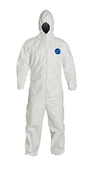 DuPont Tyvek® 400 White Coverall - TY127S WH