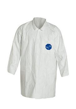 DuPont Tyvek® 400 White Lab Coat - TY212S WH