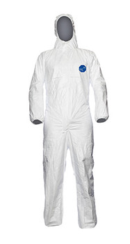 DuPont Tyvek® 500 White Coverall - TY198S WH