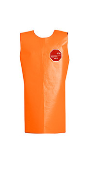 DuPont Tychem® 6000 FR Orange Apron - TP284T OR