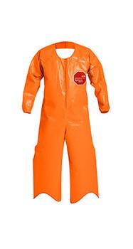 DuPont Tychem® 6000 FR Orange Overall - TP800T OR