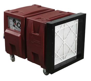 Novair 2000-BIO Portable Air Scrubber (1000cfm/2000cfm)