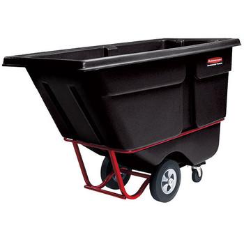 Rubbermaid® Heavy-Duty Rotational Tilt Truck - 130600BKRM