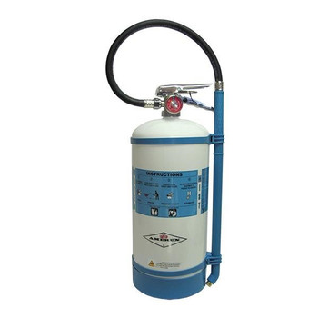 Amerex® 1.75 gal Non-Magnetic Water Mist Extinguisher w/ Brass Valve & Wall Hook - 70NM