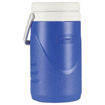 Coleman® Flip-Top Jug, 0.5 gal, Blue - 3000001016