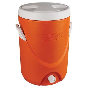 Coleman Beverage Cooler, 5 gal, Red - 3000001044