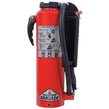 Badger Brigade 10 lb Purple K Fire Extinguisher - 66523